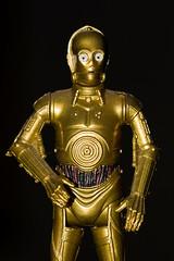 c3po (timp37) Tags: star wars droid c3po