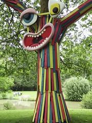 OGM ? (domi1951 >2 000 000 views thks !) Tags: sculpture parc woodart ogm déjanté