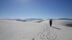 White Sands NM - New Mexico