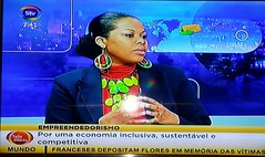 Economista Tania Tome (mbusinessmozmagazine) Tags: tv personality tania tome inovador melhor best empreendedora ativista lider leader leadership empreendedorismo economista award african africa tito activist spokesperson ges 2016 youngafricanleader