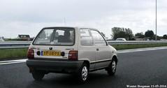 Suzuki Alto automatic 1990 (XBXG) Tags: auto old holland classic netherlands car japan japanese automobile nederland voiture automatic suzuki alto a5 paysbas japon 1990 ancienne asiatique bva japonaise suzukialto yp08px