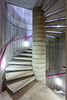 internal ku-ring-gai stairs (ghee) Tags: heritage architecture canon concrete sydney australia nsw kuringgai 6d lindfield ghee gwp davidturner brutialism guywilkinsonphotography utskuringgaicampus universityoftechnologykuringgaicampus