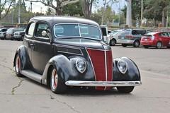 55th Annual OCMAFC Pancake Breakfast (USautos98) Tags: ford hotrod custom streetrod 1937