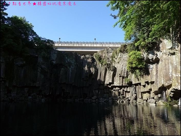 濟州島天帝淵瀑布 (37).JPG