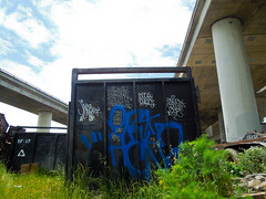(gordon gekkoh) Tags: sanfrancisco graffiti eric jade hcm gsb gusto goog btm