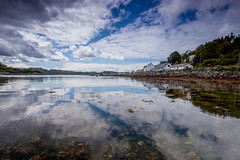 Gairloch Harbour (Peter Quinn1) Tags: reflction gairloch westerross gairlochharbour