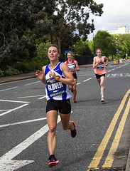 Manchester  2016 Run (3) (alsimages1 - Thank you for 860.000 PAGE VIEWS) Tags: old sun rain manchester fun shower blind tunnel run professional runners trafford runner amateur lowry participants the 2016