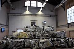 (amsfrank) Tags: art metal utrecht exhibition waste schroot kunstmanifestatie hackinghabitat artofcontrol