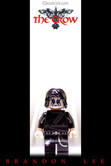 The Crow (kosbrick) Tags: lego contest may competition crow minifig challenge minifigure moc 2016 thecrow maynifigure