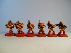 Heresy Era Imperial Fists Heavy Support Squad No.1 (26) (AKASteveUK) Tags: 40k warhammer40000 warhammer40k gamesworkshop imperialfists missilelauncher missilelaunchers forgeworld heavysupport betrayalatcalth heavysupportsquad