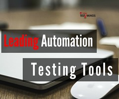 Leading Automation Testing Tools (inapp.inc) Tags: testing software qa it tool roi automation tech selenium qualityassurance developer programmer
