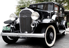 1932 Buick (Robert Holler Photography) Tags: car 1932 vintage thirties buick whitewalls antique american