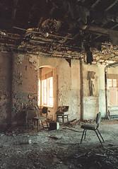 Meeting up (tigeyguz) Tags: asylum statehospital old decay abandoned institution insane