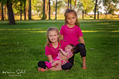 Family with Newborn (KarinaSchuh) Tags: family girls newmexico sisters mom dad outdoor siblings babygirl portraiture alamogordo individuals oterocounty familyphotography babyphotography outdoorportraiture outdoorphotographer newmexicophotographer newbornwithfamily
