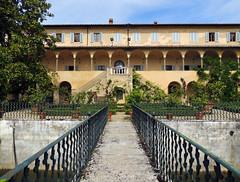 Certosa di Pontignano - 7 (anto_gal) Tags: siena toscana sanpietro giardino certosa 2016 pontignano castelnuovoberardenga