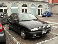 Lancia Delta 1.6 i.e. 16v LX 1996 (LorenzoSSC) Tags: lancia delta 16 ie 16v lx 1996