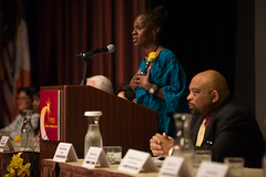 First Lady of New York City Chirlane McCray is the keynote speaker at 1199SEIU Training and Employment Funds Recognition (nycmayorsoffice) Tags: usa ny newyork education employment union health healthcare thrivenyc