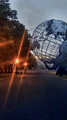 Unisphere-Flushing Meadow Park, Queens (NYC) (Michael6076) Tags: park new york city nyc meadows fair corona worlds 1964 unisphere 1965 flushing