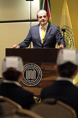 Antonio J. Dieck Assad, rector de la UDEM (UDEM Fotos) Tags: de la escuela christus graduacin 2016 enfermera muguerza