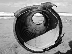 Pipe (imbroglionefiorentino) Tags: blackandwhite bw canon blackwhite flickr bn explore giugno spiaggia bianconero cilento 2015 santamariadicastellabate elaborazione explored bwartaward fluidr flickrclickx fluidrexplored canonixus155