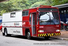 7 311 (American Bus Pics) Tags: caio maintence