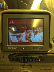 Smile in over 100 languages (Capt.777) Tags: ice emirates 777 skywards avgeek keepdiscovering