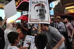 New York City rally marks al-Quds Day (joegaza) Tags: israel palestine jerusalem israeli palestinian israelis qudsday right2bds