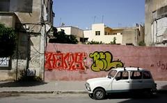 Morocco old school (Hams 1) Tags: street art graffiti tag tags morocco fez writers maroc bil trick hams