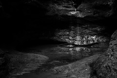 _DSC0806.jpg (jrobfoto.com) Tags: rock blackandwhite punchbowl sony facebook a7r raw alpha tumblr glacial 500px twitter outdoor water turkeyrunstatepark lightroom fullframe