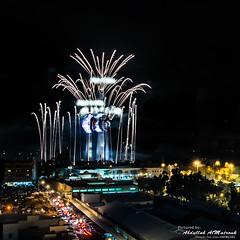 AFM1181_005151.jpg (AFM1181) Tags: 2016 afm1181 fireworks kuwait kuwaittower night q8 q8tower    kuwaitcity alasimah kw