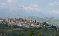 Abruzzo (nicnac1000) Tags: abruzzo italy italia scenery lanscape mountains village town snowcapped