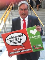 Supporting Volunteers Week