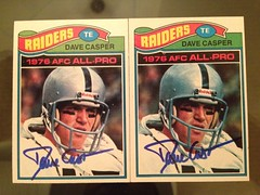 Dave Casper (dv82u) Tags: football nfl notredame raiders autographs raidernation davecasper uploaded:by=flickrmobile flickriosapp:filter=nofilter