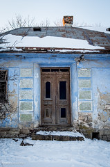 Abandoned By the Main Road. Photo 2 (Oleh Zavadsky (travelling)) Tags: leica abandoned architecture village decay country ukraine x galicia x2 xseries   galizien   ternopilregion   leicax2 ternopilskaoblast leicax2gallery  darakhiv