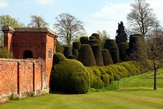 Packwood Trees (Heaven`s Gate (John)) Tags: trees england house green gardens botanical spring topiary yew nationaltrust warwickshire packwood sermononthemount lapworth 10faves johndalkin heavensgatejohn