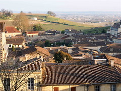 Village of Saint-milion, France (kyweb) Tags: france vineyard bordeaux unesco redwine worldheritage   saintemilion saintmilion   bordeauxwine monolithicchurch