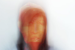Hidden Identity (Gemmaaar89) Tags: portrait people selfportrait colour face contrast photoshop photography weird photo doubleexposure overlay headshot hidden identity disguise unusual hiddenidentity