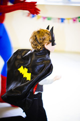 Superheroparty-16 (The_cheeseman) Tags: kids dance spiderman batman superheros