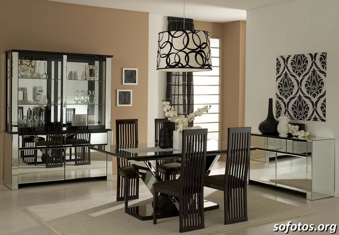 Salas de jantar decoradas (127)