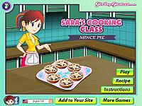 莎拉的烹飪班:百果餡餅(Mince Pies: Sara's Cooking Class)