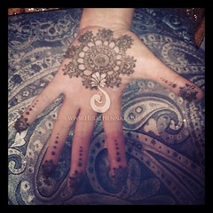 Rocking the #sangeet #mandalas (Hiral Henna) Tags: square squareformat sutro iphoneography instagramapp uploaded:by=instagram