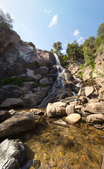 Grizzly Falls Sequoia National Forest (BillChristian) Tags: panorama waterfall flickrstock