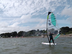 Improver Windsurfing Lessons - August 2016