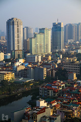 vl_01975 (Hanoi's Panorama & Skyline Gallery) Tags: park street city light sunset sky panorama lake building skyline architecture skyscraper canon asian asia downtown capital skylines landmark 7d hanoi asean appartment lotte icon4 hni 2013 skyscrapercity badinh deawoo cugiy cngvin caoc banh keangnamlandmark lngh
