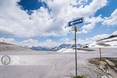 One Way :-) (Cristian Sabau) Tags: street travel summer sky mountain signs nature beautiful horizontal clouds landscape outdoors photography austria tirol scenery europe day nopeople landmark glacier roadsign oneway footpath mountainpass mountainrange solden centraleurope mountainroad einbahn colorimage austrianalps sighseeing 2013 europeanalps wwwcristiansro