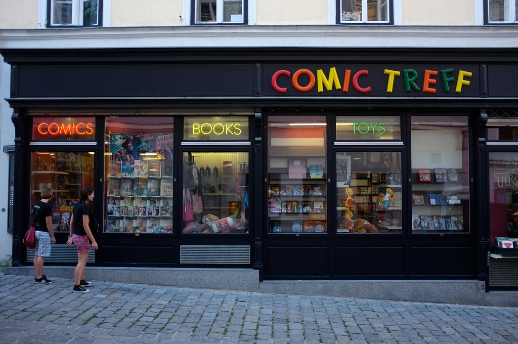 The Worlds Most Recently Posted Photos Of Comics And Wien Flickr