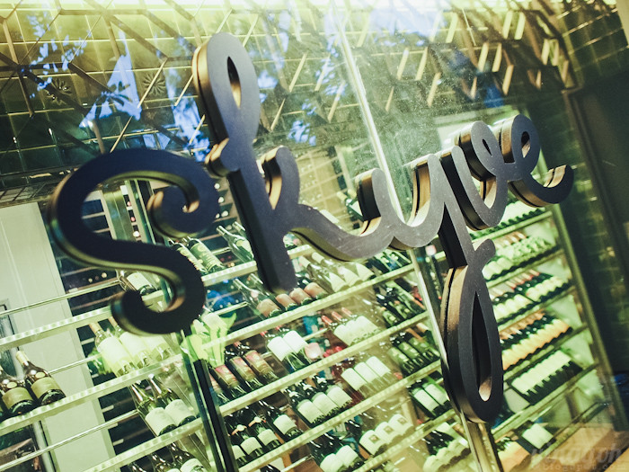 Skyve Wine Bistro Singapore