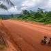 Cycling in Ghana