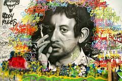 Anthony Lemer (dprezat) Tags: street urban paris art painting stencil tag graf peinture aerosol lemer gainsbourg bombe serge pochoir sergegainsbourg sonyalpha700 anthonylemer
