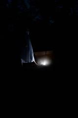 sleep walk (Elise Weber) Tags: door blue light orange art alex sarah night kyle dark glow elise earth surreal dirt ann conceptual thompson trap weber stoddard loreth